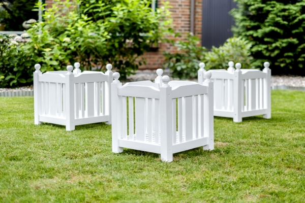 Pflanzkübel Windsor NEU - Die große Gartenbank Auswahl